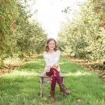 Miss Lindy // Apple Orchard Fall Mini Sessions