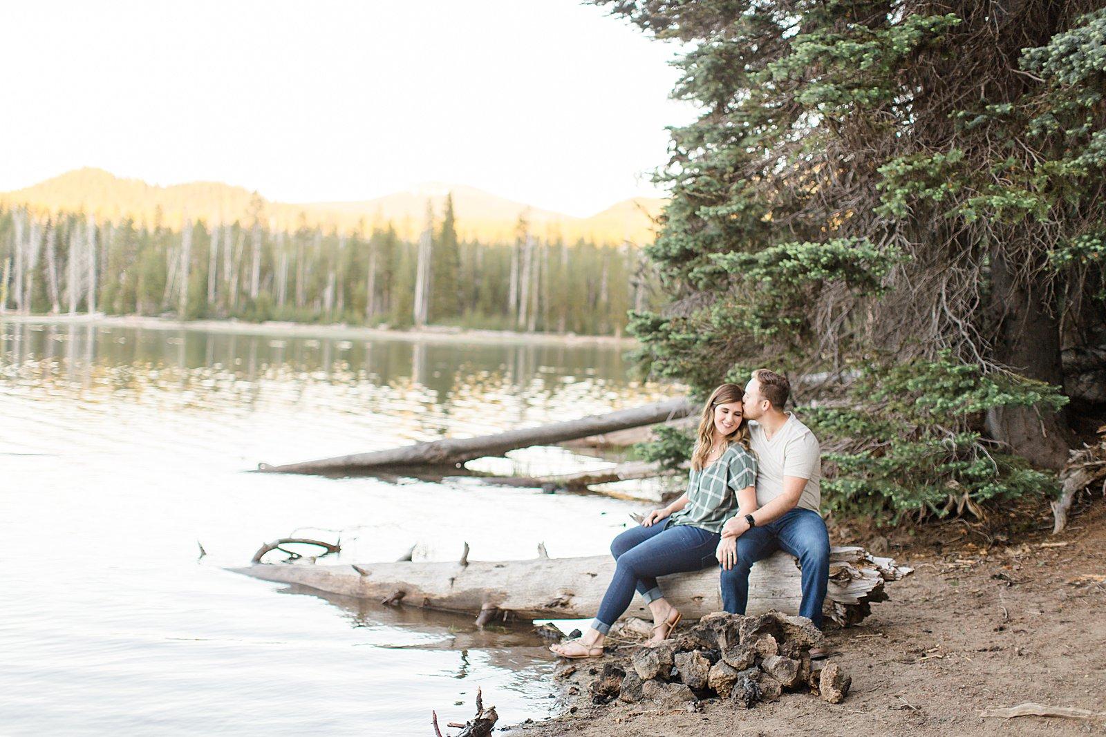 Bend Engagement Session || Bend, Oregon Photographer || Bend Elopement