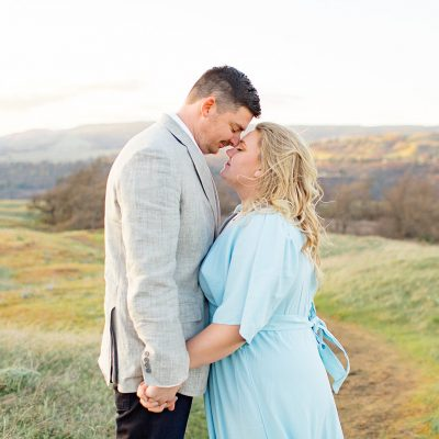Matthew & Kailee // Columbia River Gorge Engagement Session