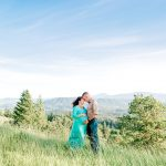 Caleb & Hannah // Fitton Green Maternity Session