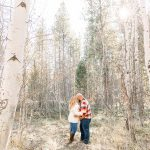 Tracey & Ashley // A Sunny Fall Engagement Session At Shevlin Park