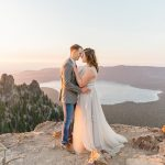 Xander & Patience // Epic Couple's Session in The Mountains of Oregon