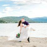 Jordan & Savannah // Sandpoint Idaho Adventure Session