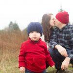Christmas Tree Farm Mini Session // The D Family