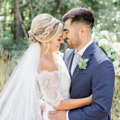 Mr & Mrs Caro // An Intimate Backyard Wedding
