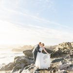 Elijah & Brianna // Oregon Coast Elopement