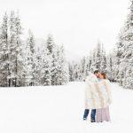Nicholas & Neonila // Trillium Lake Engagement Session
