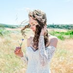 Heather // Styled Bridal Portraits at Rowena Crest