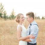 Jake & Sarah // Lebanon Oregon Wedding