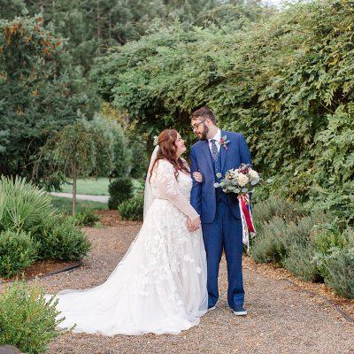 Mr & Mrs Croy // Red Barn Villa Wedding