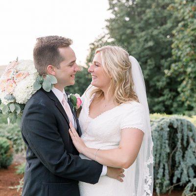 Ransom & Kenzie // Salem Oregon Wedding