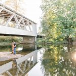 Colton & Emily // Larwood Bridge Engagement Session