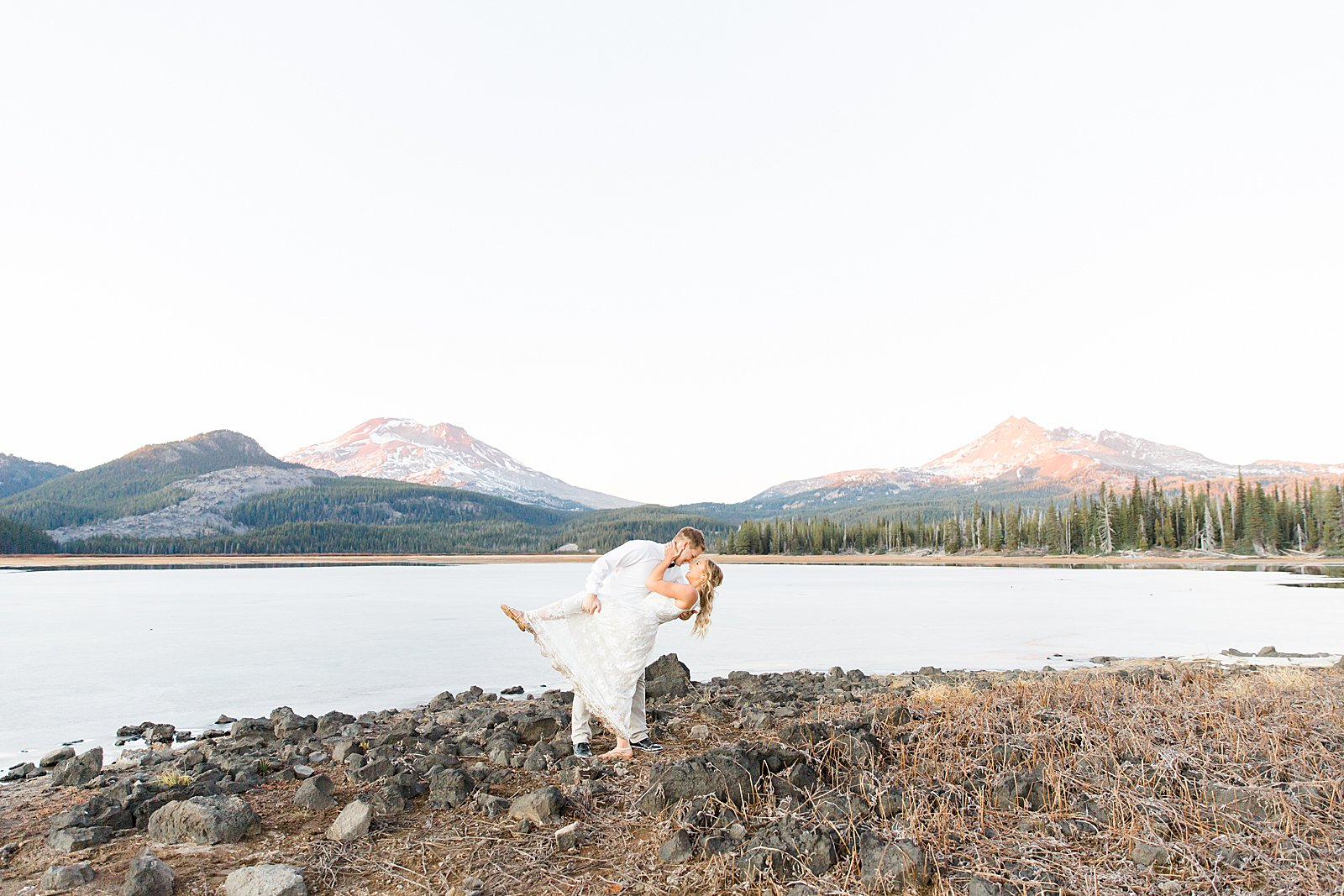 Engagement Session Sparks Lake