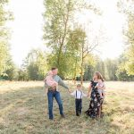 Matthew & Emily // A Farm Family & Couples Session