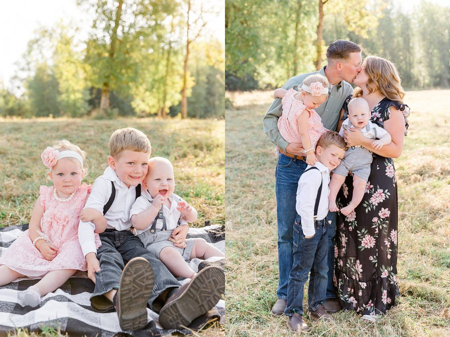 Farm Family & Couple's Session
