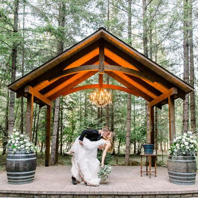 Tallen & Madison // Three Strands Farm Wedding