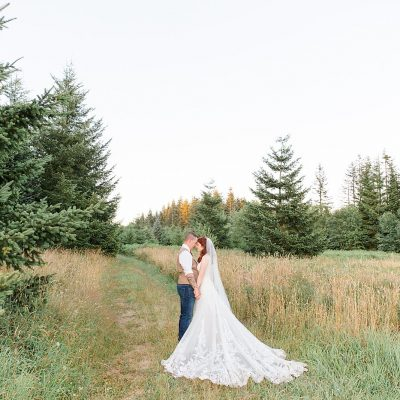 Mr & Mrs Buckner // A Family Farm Wedding