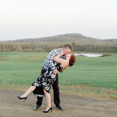 Josh & Whitney // Engagement Session at William L. Finley