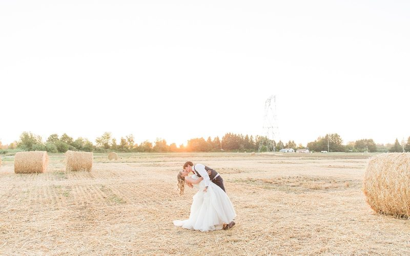 Luke & Emma // Yellow Gold Farm Wedding